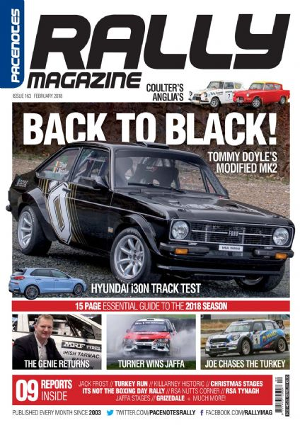 Issue 163 - Feb 2018